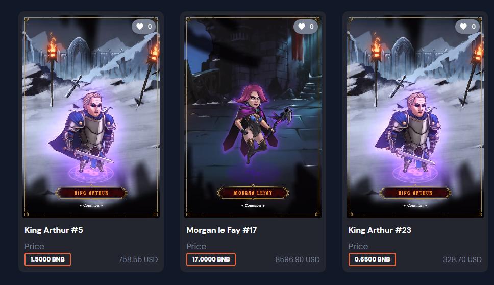 Hero Marketplace