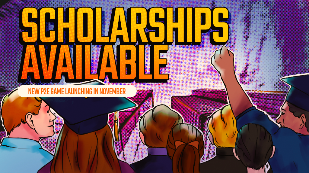 Scholarships Available in New P2E Game!  | Pegaxy